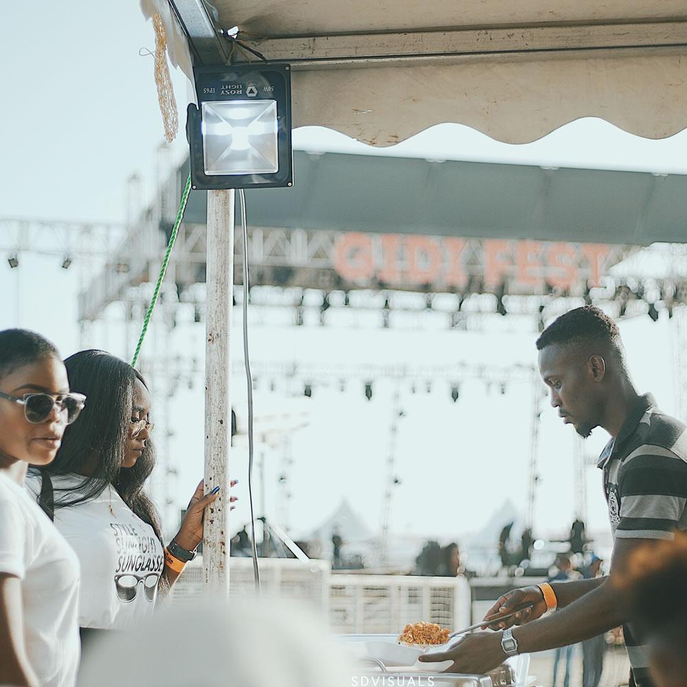 Experience gidi culture 2019