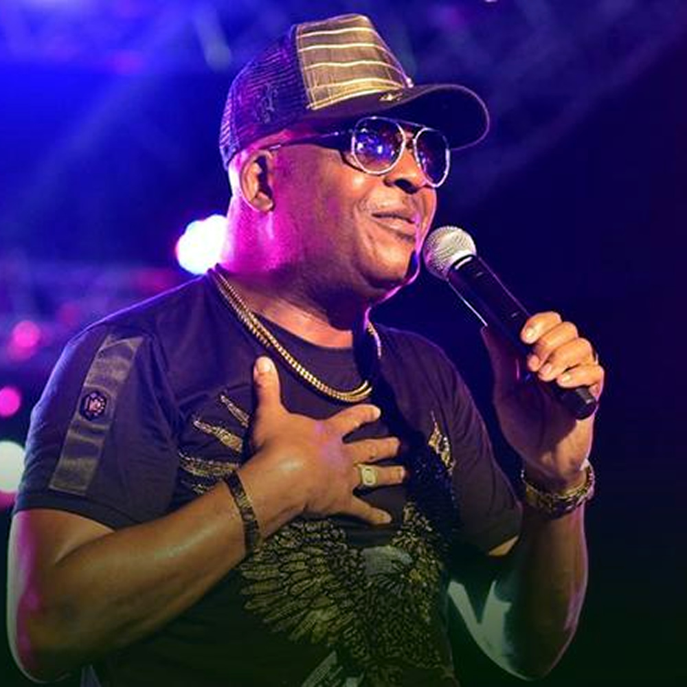 Sir Shina Peters
