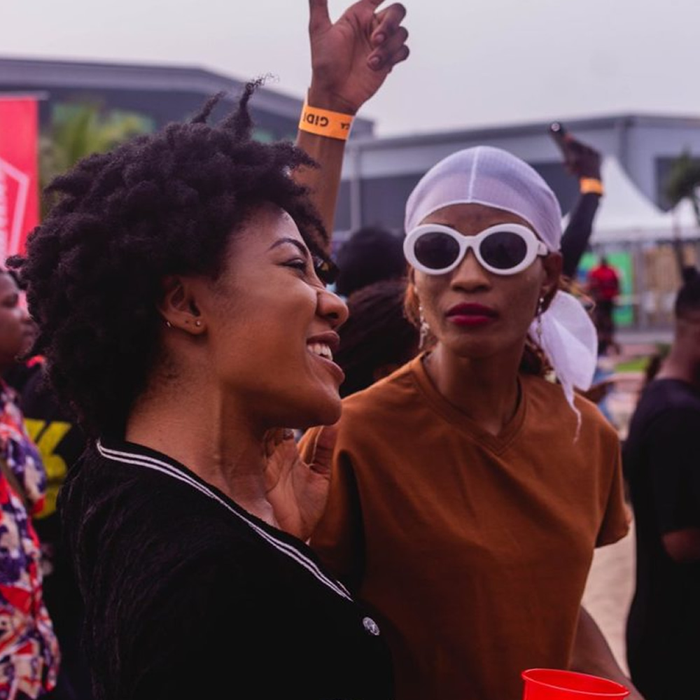 Gidi Fest A Tale Of One Lagos Party Two Sisters And All My Friends