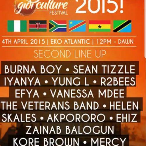 Gidi Fest Flier 2015